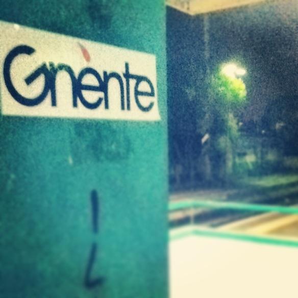 """""""Foto che non c'entra Gnente"""", Ponte Galeria, (poco fuori) Roma."""